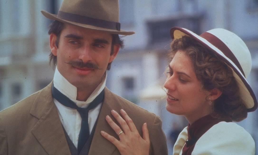 """""""O quatrilho"""", de Fabio Barreto, levou o Brasil de volta à disputa de Filme Estrangeiro, em 1995. Foto: Divulgação"""