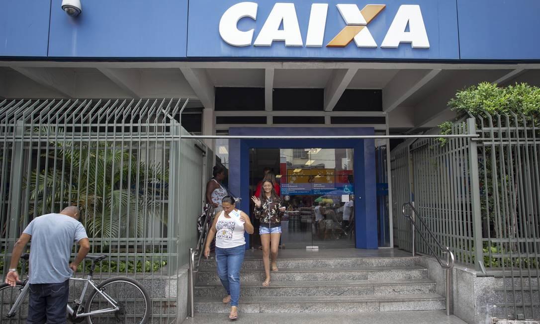 A Caixa está oferecendo juros menores para financiamento da casa própria e cheque especial Foto: Ana Branco/14-09-2019