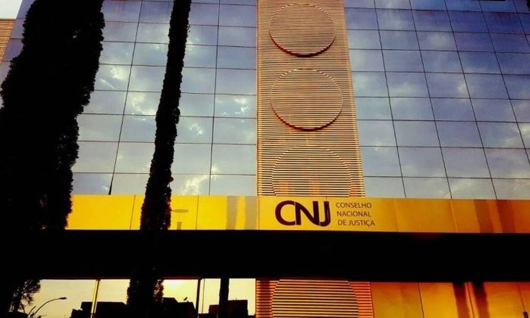 Conselho Nacional de Justiça Foto: Gil Ferreira / Agência CNJ