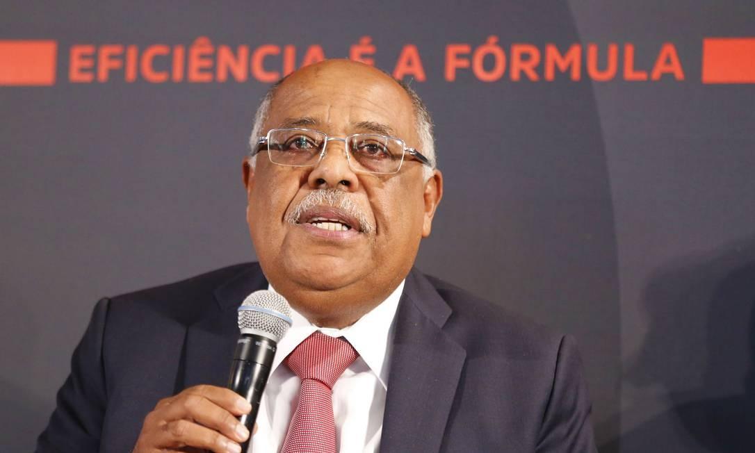 O ministro do STJ Benedito Gonçalves é o único representante negro nos tribunais superiores da Justiça brasileira Foto: Marcelo de Jesus / Agência O Globo 28/05/2018