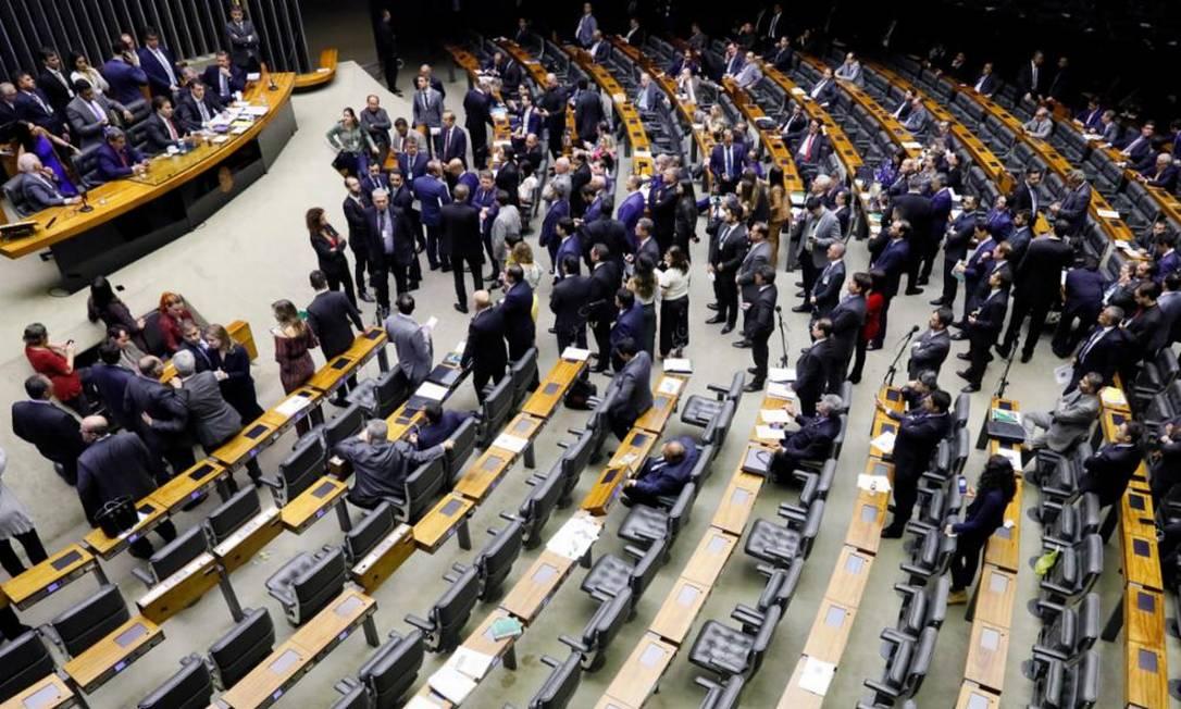 Plenário da Câmara dos Deputados 19/11/2019 Foto: Agência Câmara