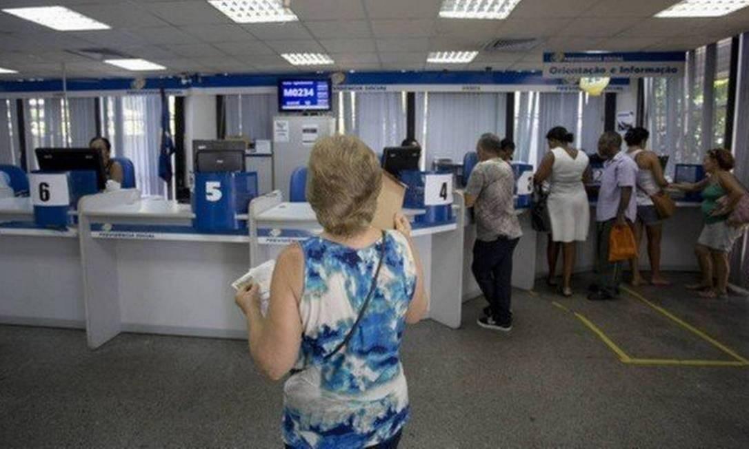 Agência do INSS: especialistas recomendam esperar. Foto: Arquivo