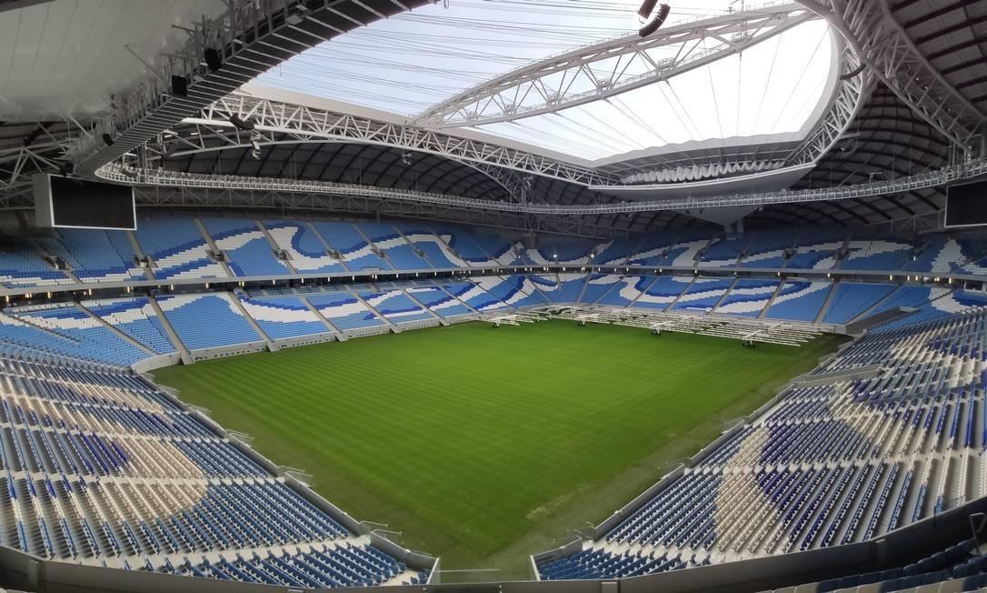 Qatar enxerga em Copa no Brasil exemplos a evitar em 2022