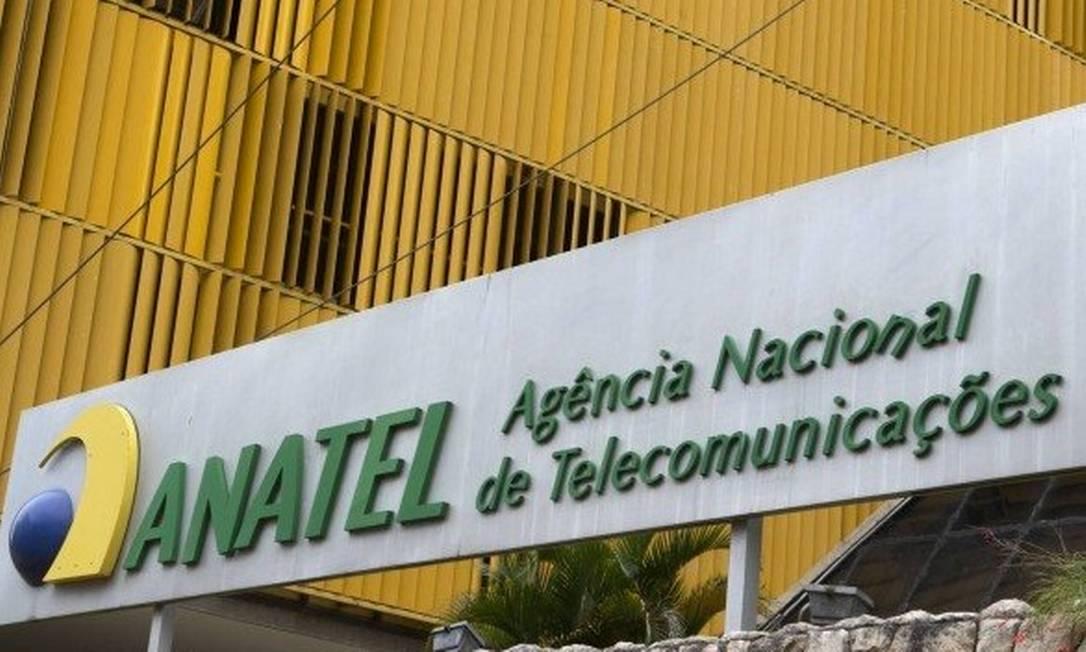 A Anatel lançou aplicativo para facilitar o registro de reclamações contra operadoras Foto: Michel Filho - Agência O Globo