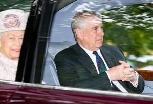 Príncipe Andrew deverá dar depoimento à justiça americana Foto: Duncan McGlynn / Getty Images