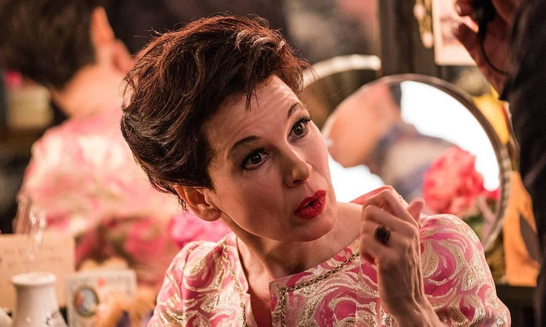 Renée Zellweger é Judy Garland Foto: Divulgação