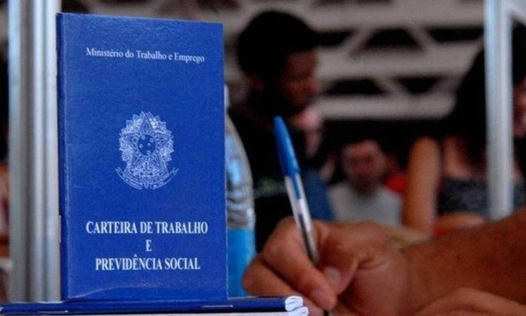 Crise: Niterói já soma 946 postos de trabalho a menos somente em 2019 Foto: O Globo
