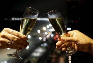 Rede Windsor prepara festas para marcar a virada do ano Foto: MARCELO THEOBALD / Agência O Globo