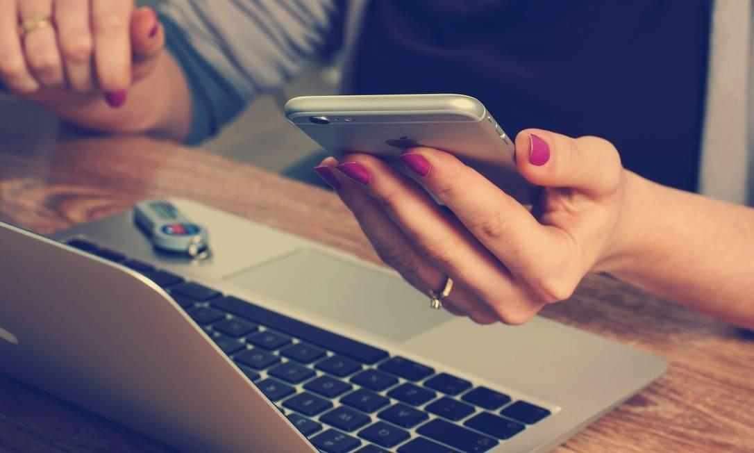 Ao menos 70% das mulheres que usam internet já sofreram algum tipo de violência on-line. Foto: Pixabay