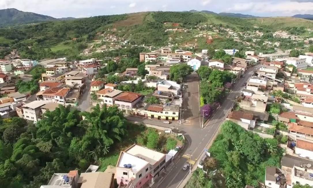 Congonhas, em Minas Gerais Foto: Reprodução/Prefeitura de Congonhas