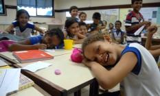 Guia de Alimentação Escolar do Sesc orienta os cantineiros e toda a equipe de trabalho que atuam nas cantinas das escolas do Sesc Foto: Pablo de Souza / Divulgação Sesc