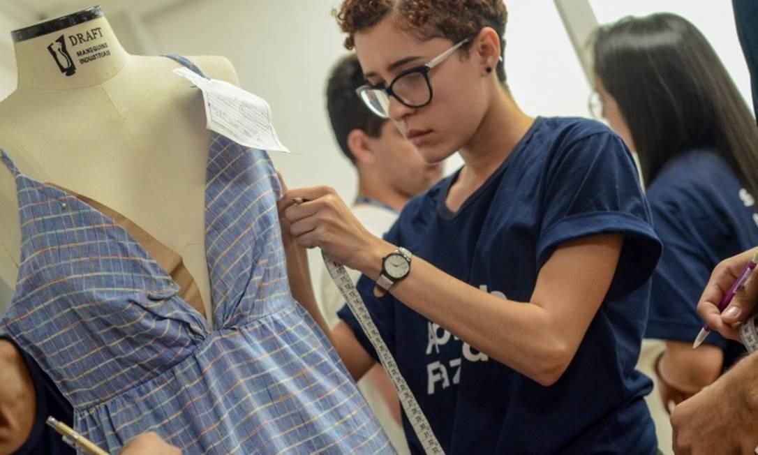 Senac Jovens Talentos na Moda Foto: Divulgação Senac