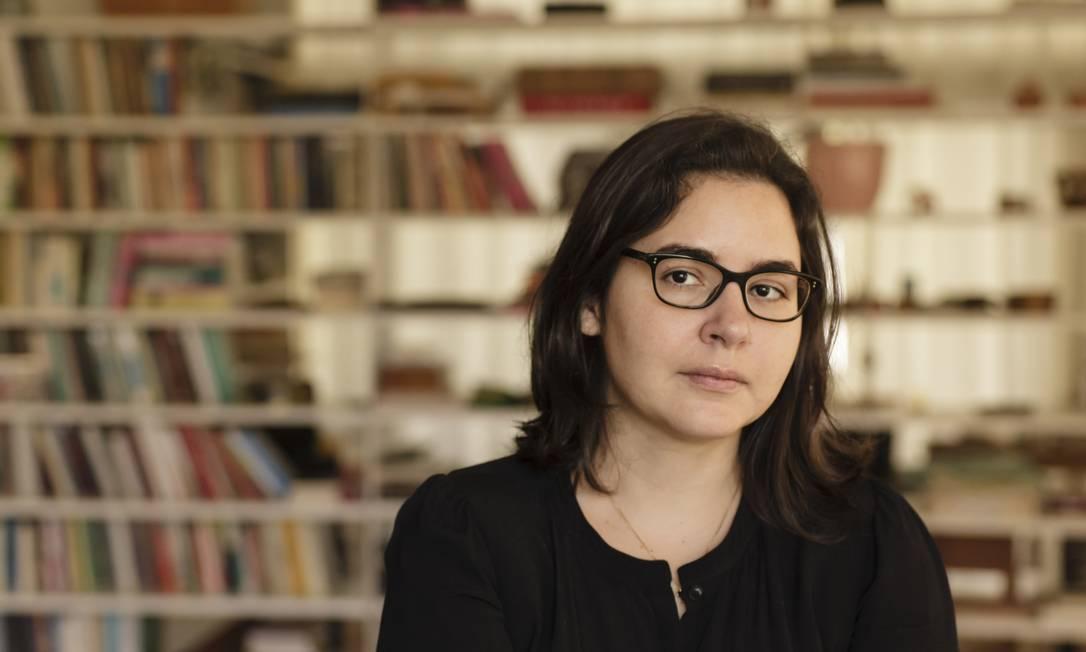 """A curadora da Flip Fernanda Diamant: """"As redes sociais costumam reduzir tudo a uma ou duas frases"""" Foto: Nino Andres / Divulgação"""