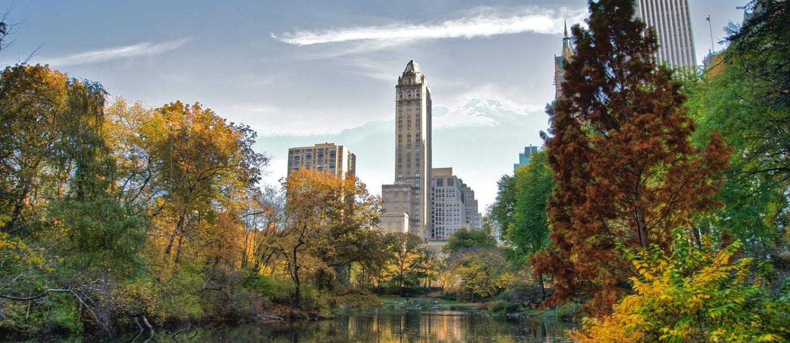 Central Park Foto: Ed Yourdon / Divulgação