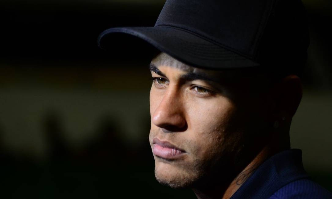 Além de Neymar, processo cita os pais do jogador e três empresas Foto: Gustavo Gomes/Agência Brasil