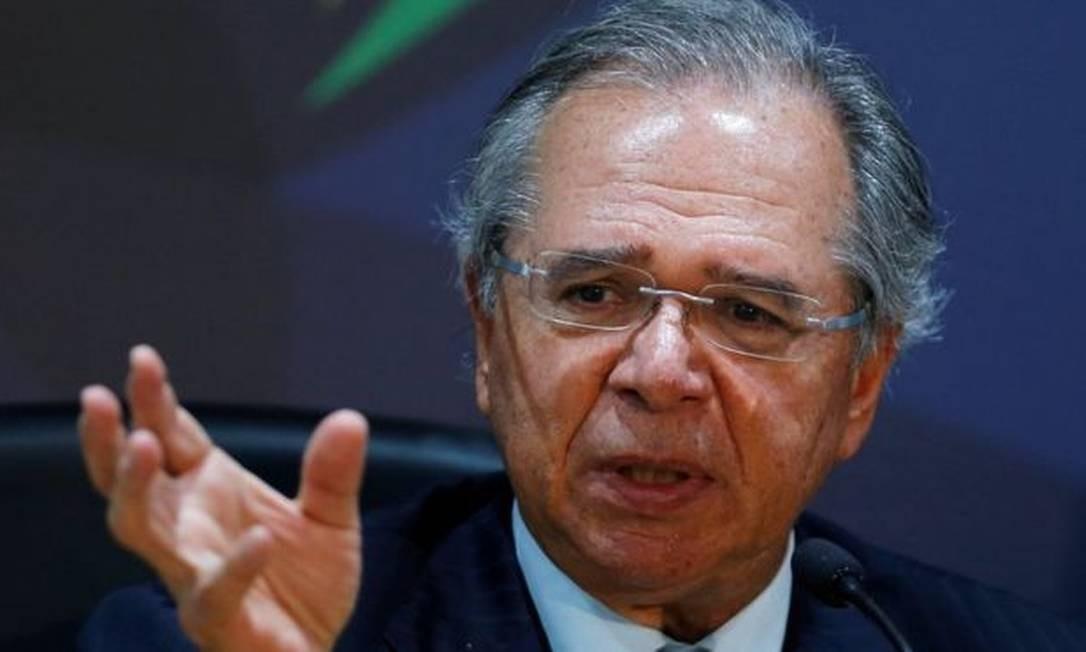 Para ministro, país precisa se acostumar com cenário de juros mais baixos e câmbio mais alto Foto: Adriano Machado / Reuters