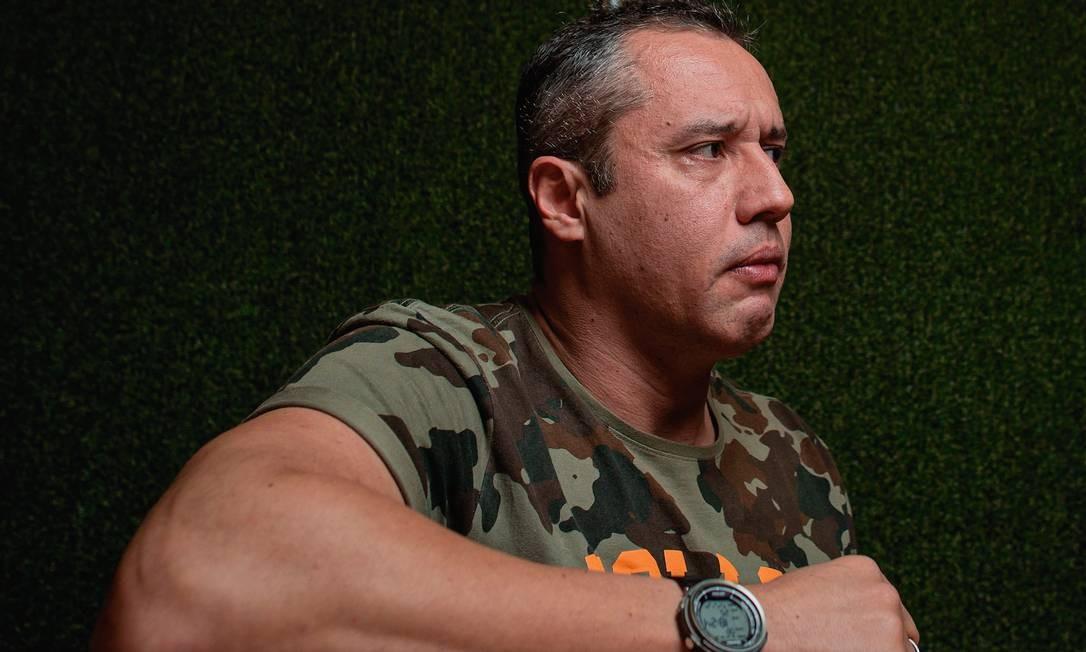 Secretário Especial da Cultura Roberto Alvim Foto: Bruno Santos / Folhapress