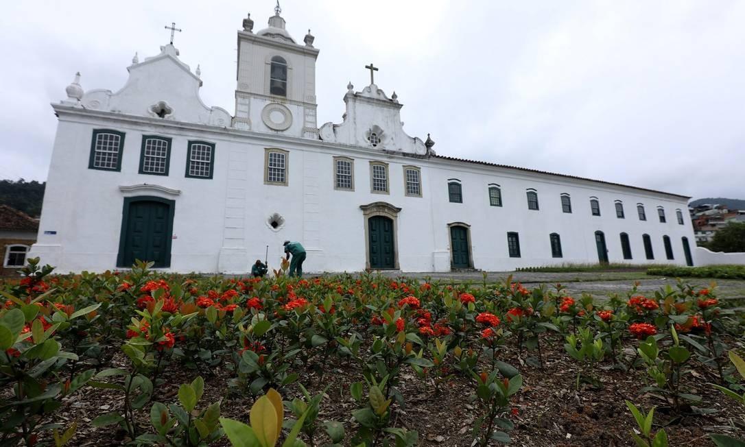 Convento do Carmo Foto: Gustavo Miranda / Agência O Globo