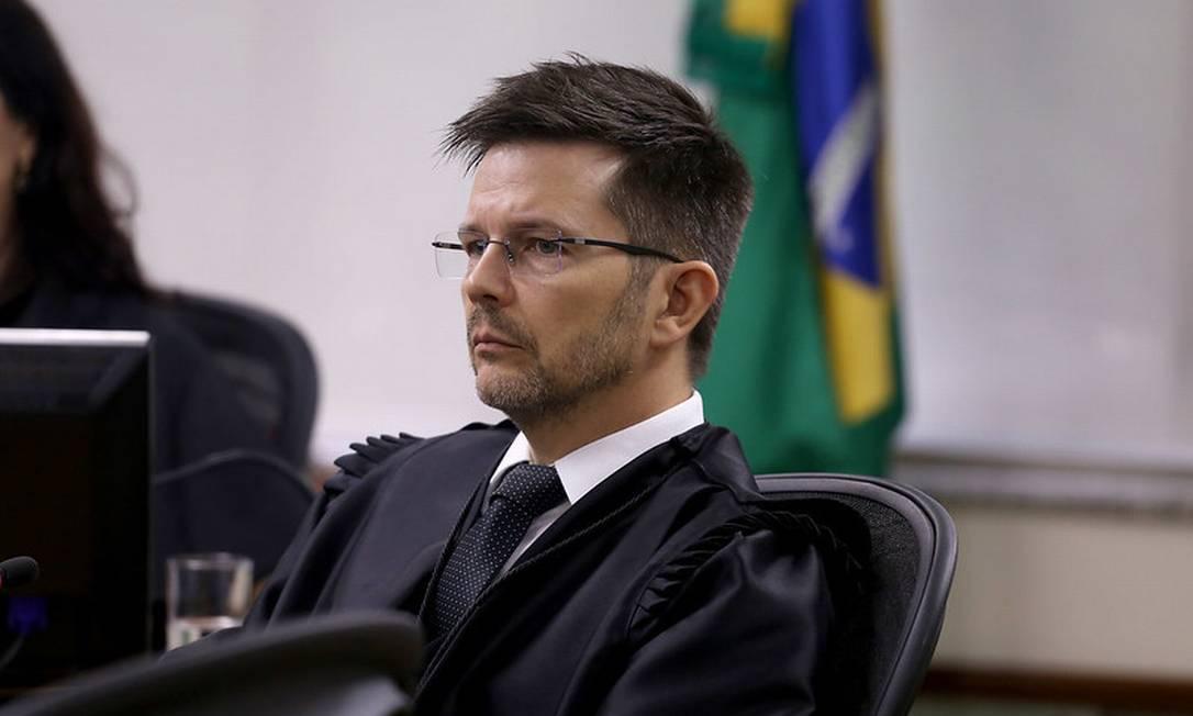 O desembargador Leandro Paulsen, do TRF-4 Foto: Divulgação