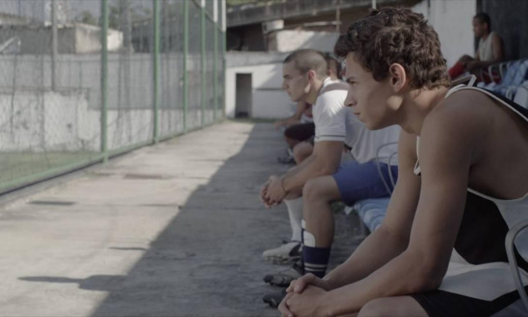 """Ariclenes Barroso no filme """"Aspirantes"""" Foto: Divulgação"""