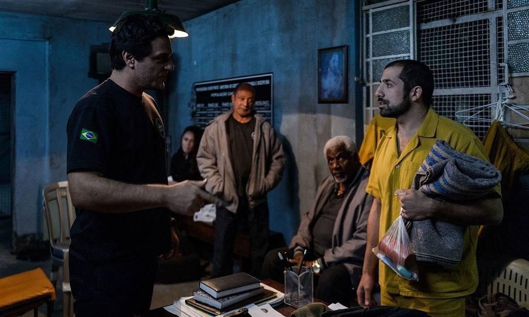 Cena do filme 'Carcereiros' Foto: Divulgação