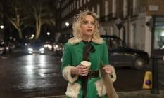 Emilia Clarke em 'Uma segunda chance para amar' Foto: Divulgação