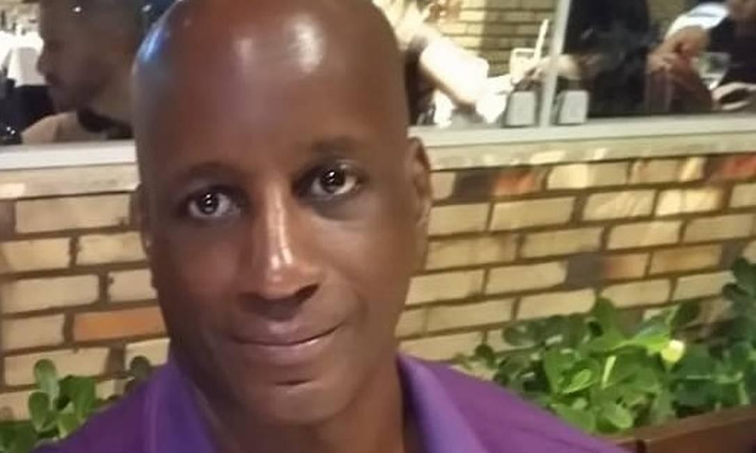Sérgio Camargo se intitula um 'negro de direita' Foto: Reprodução/Facebook