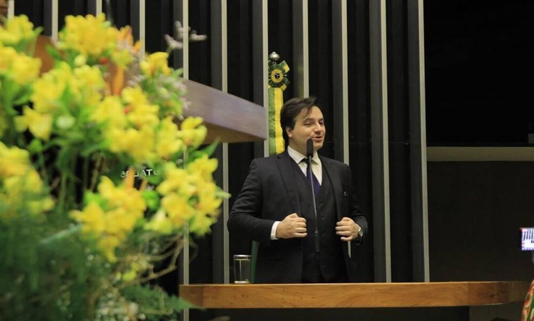 Rafael Nogueira assume o comando da Biblioteca Nacional Foto: Reprodução/Facebook