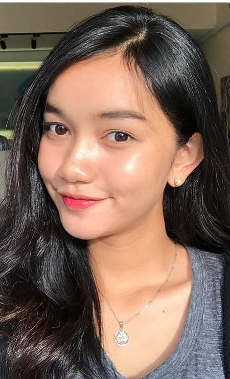 Camboja: Alyna Somnang, de 18 anos, ativista Foto: Reprodução / Instagram