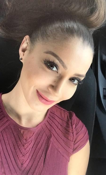 Costa Rica: Paola Chacón, 28 anos, estudante de Administração Foto: Reprodução / Instagram
