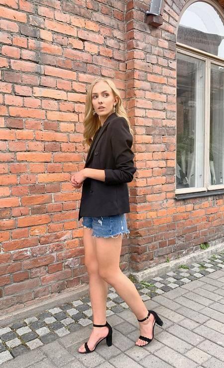 Finlândia: Anni Harjunpää, 23 anos, Ativista Foto: Reprodução / Instagram