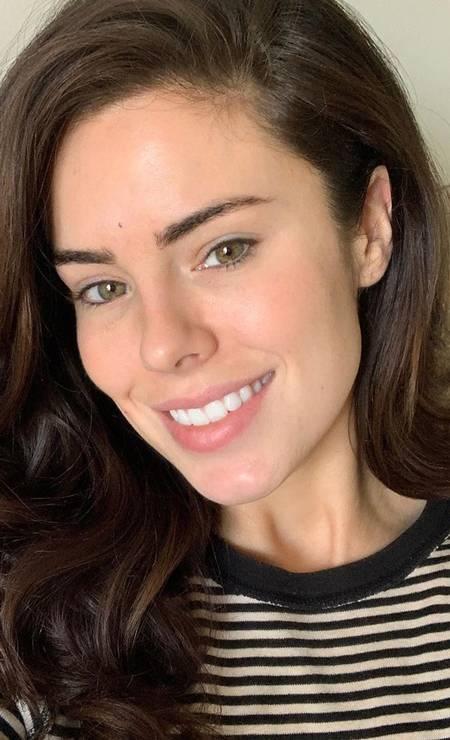 Grã-Betanha: Emma Victoria Jenkins, 27 anos, Apresentadora Foto: Reprodução / Instagram