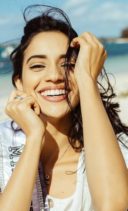 Ilhas Maurício: Ornella Lafleche, 21 anos, estudante de Marketing Foto: Reprodução / Instagram