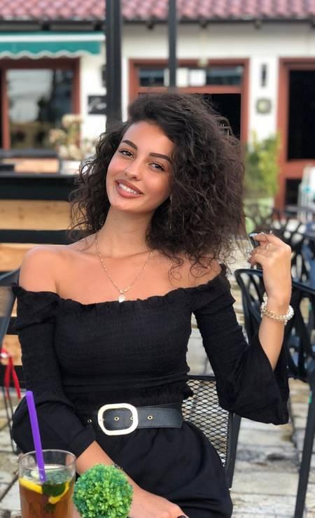 Kosovo: Fatbardha Hoxha, 21 anos, Psicóloga Foto: Reprodução / Instagram