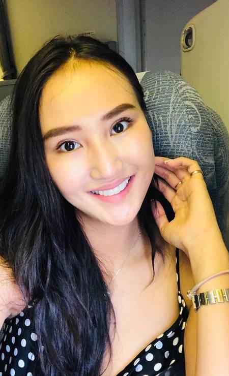 Mongólia: Gunzaya Bat-Erdene, 25 anos, Modelo Foto: Reprodução / Instagram