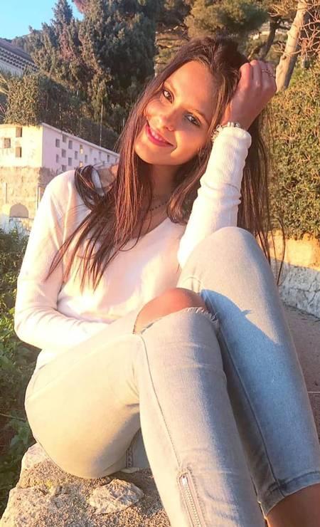 Portugal: Sylvie Silva, 20 anos, estudante de Arquitetura Foto: Reprodução / Instagram