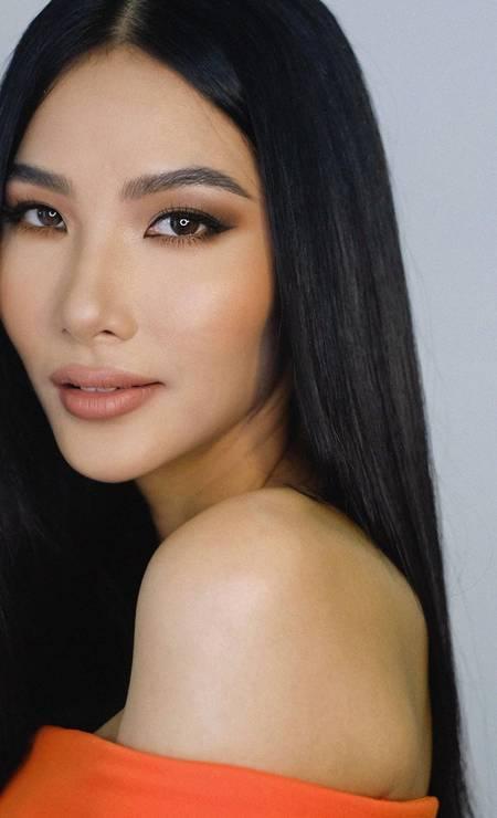 Vietnã: Hoang Thi Thuy, 27 anos, Modelo Foto: Reprodução / Instagram