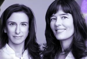 Jodi Kantor e Megan Twohey, autoras do livro 'Ela disse', sobre a investigação dos casos de abuso sexual de Harvey Weinstein Foto: Martin Schoeller/Divulgação