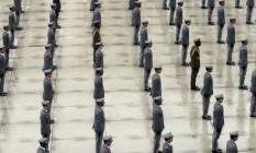 Formatura dos oficiais do Exército da Academia Militar das Agulhas Negras; proposta com novas regras para aposentadoria dos militares depende agora do Senado Foto: TOMAZ SILVA/AGÊNCIA BRASIL