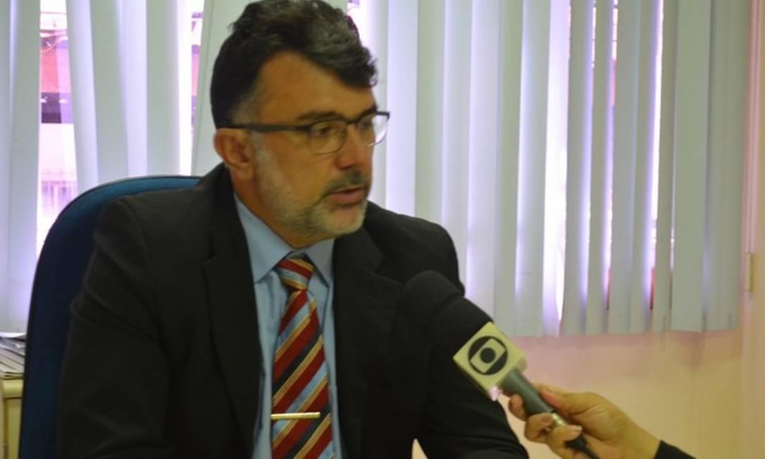 Alexandre Rizzi determinou prisão dos brigadistas de Alter do Chão Foto: Reprodução / TV Globo