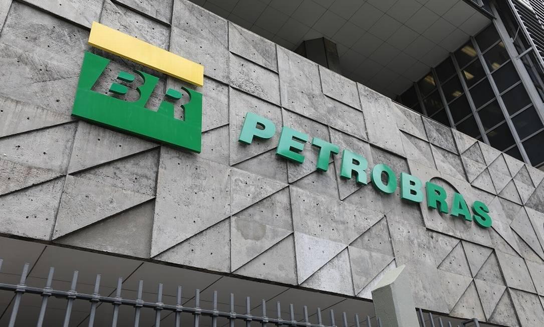 Sede da Petrobras no Rio. Foto: Lucas Tavares / Agência O Globo