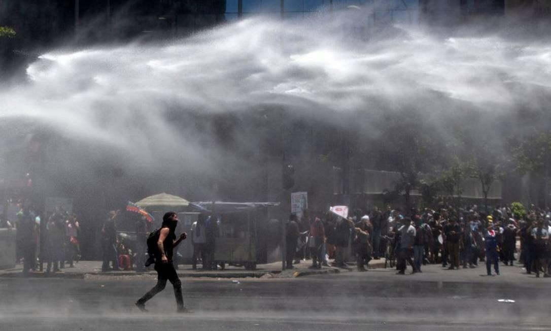Foto: CLAUDIO REYES / AFP