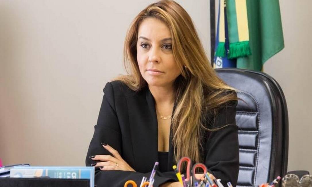 Juíza Glória Heloíza Lima da Silva, recentemente nomeada desembargadora no Tribunal Regional Eleitoral Foto: Divulgação/TJRJ