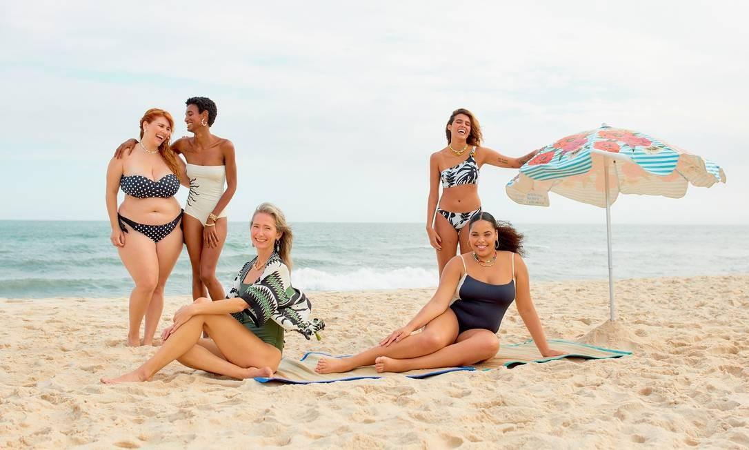 Diversidade na moda Foto: Pedro Bucher