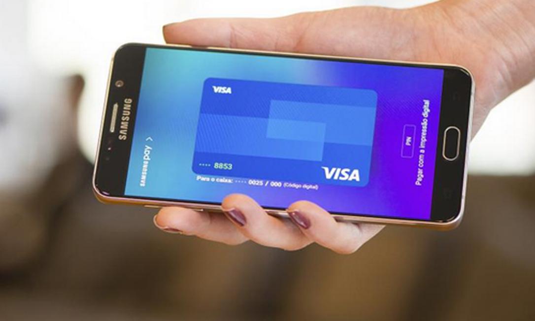 Samsung Pay foi um dos primeiros meios de aproximação no país Foto: Divulgação