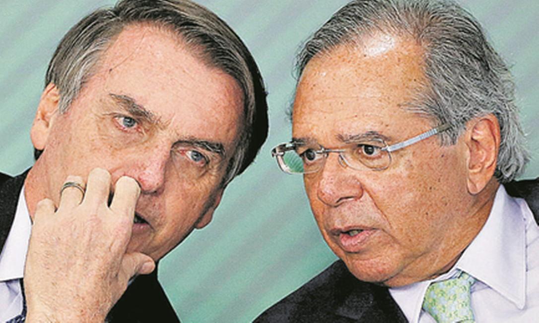 Paulo Guedes: 'Bolsonaro apoia as reformas. Problema é o 'timing' – Blog Henrique Barbosa