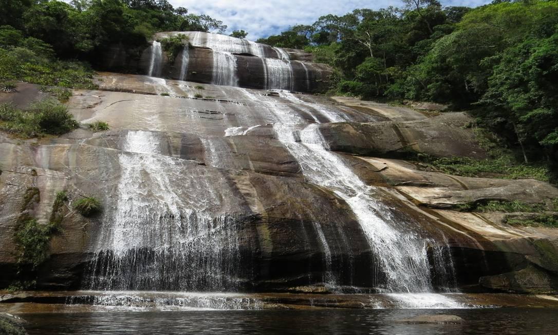 Parque Estadual do Desengano Santa Maria Madalena Foto: divulgação