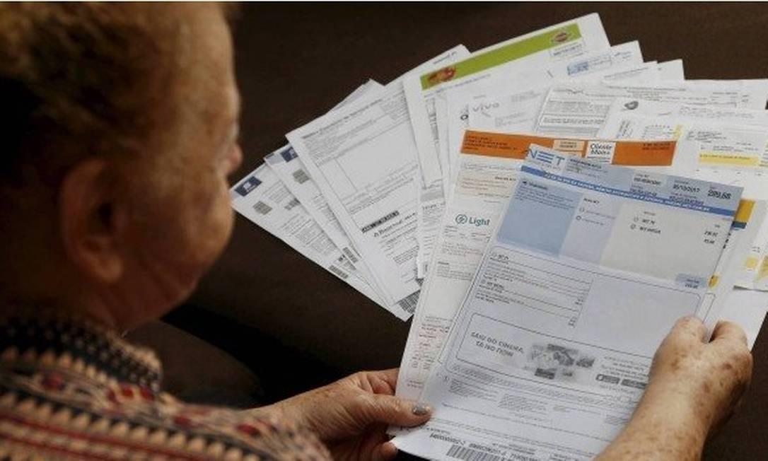 Clientes terão condições especiais para quitar contas em atraso Foto: Fábio Guimarães -Agência O Globo