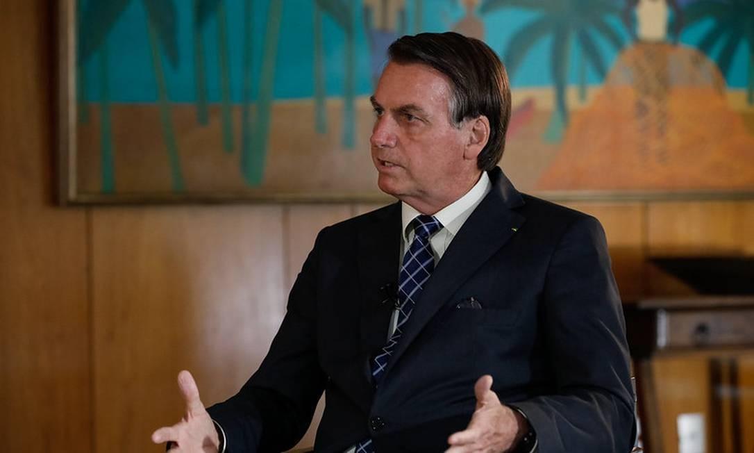O presidente Jair Bolsonaro 2/12/2019 Foto: Divulgação