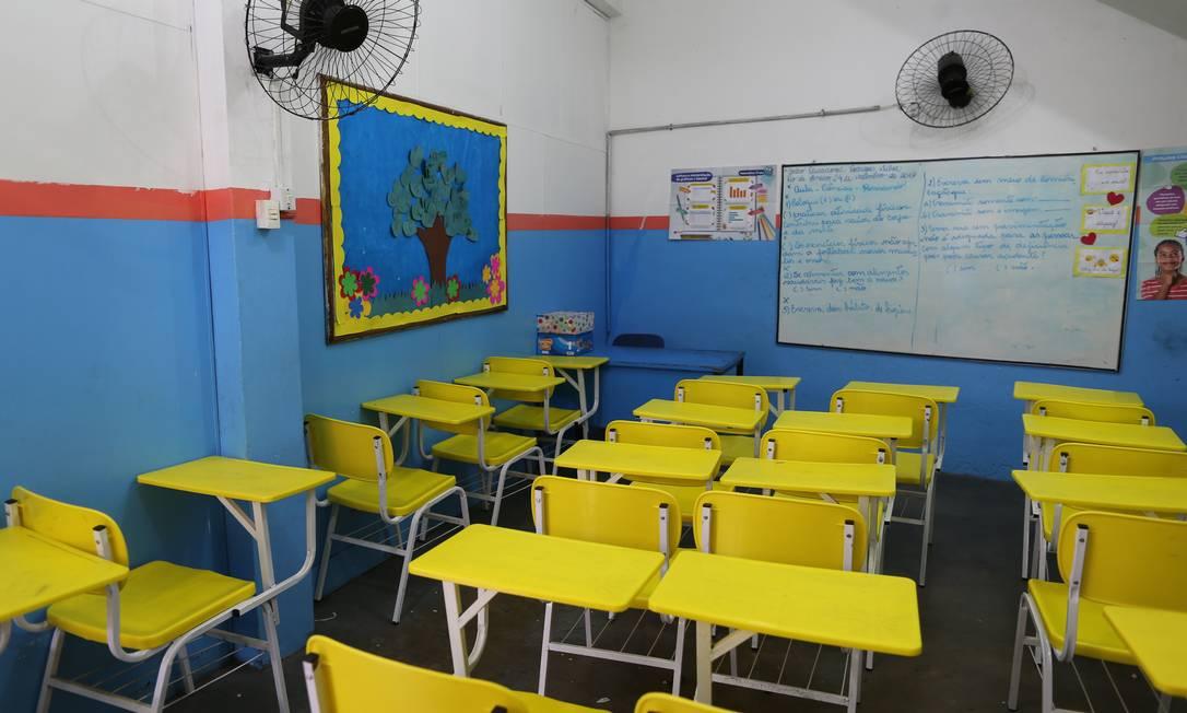Insegurança impede um a cada seis pais de participarem da vida escolar de seus filhos Foto: Márcia Foletto / Marcia Foletto